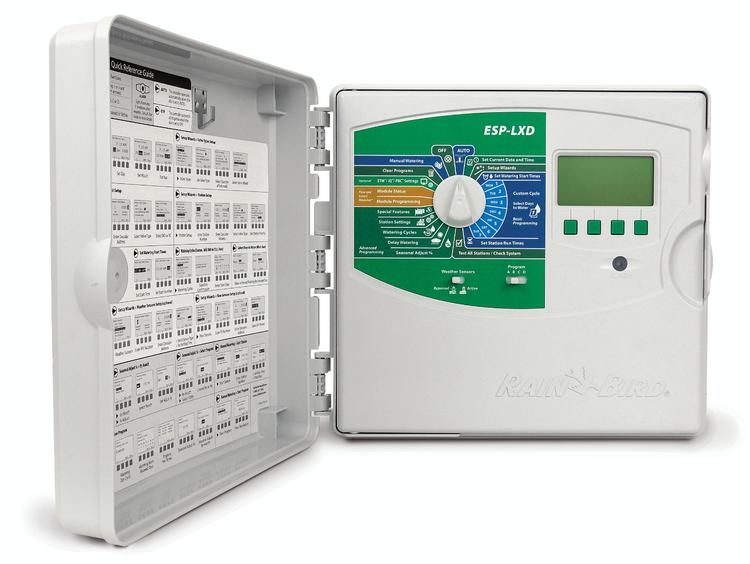 Контроллер декодерный ESP-LXD