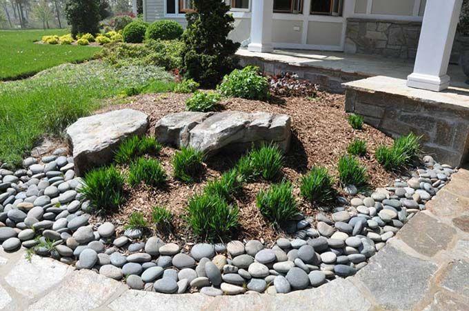 Камни ландшафтный дизайн