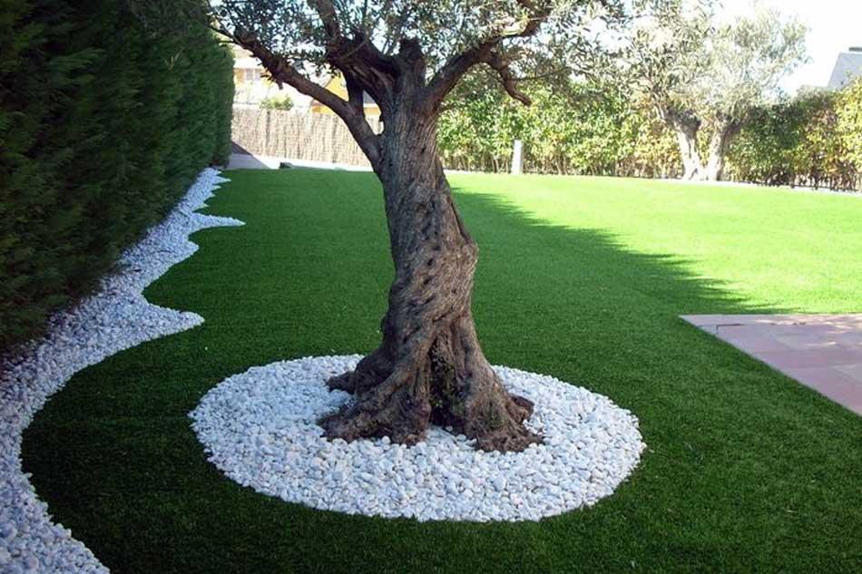 Галька дерево