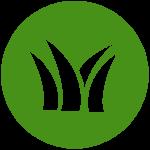 Иконка рулонный газон