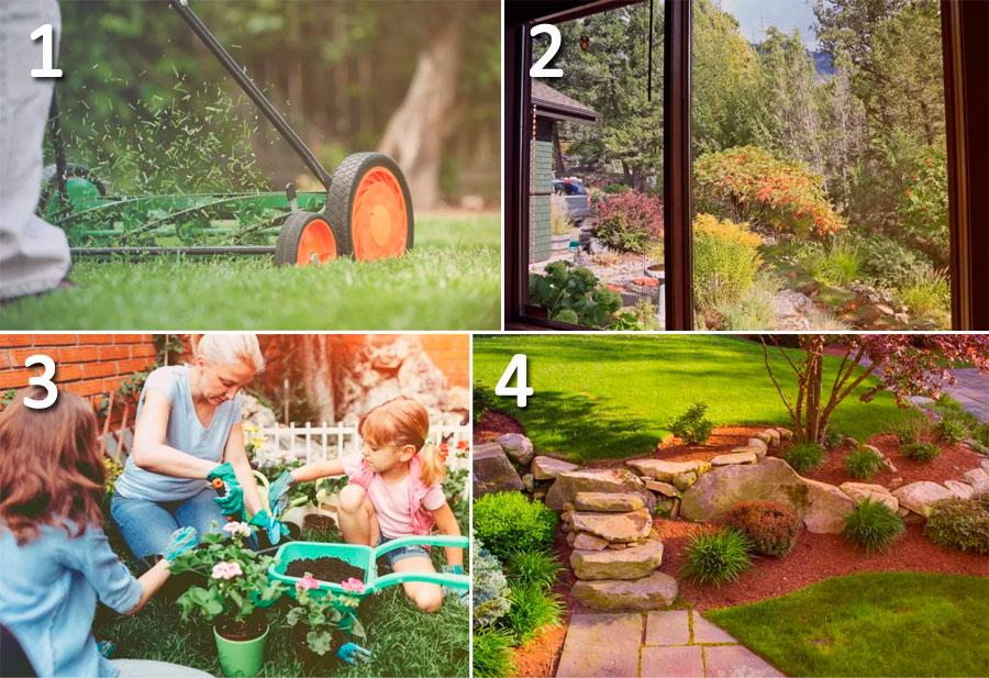 Советы ухода за садом