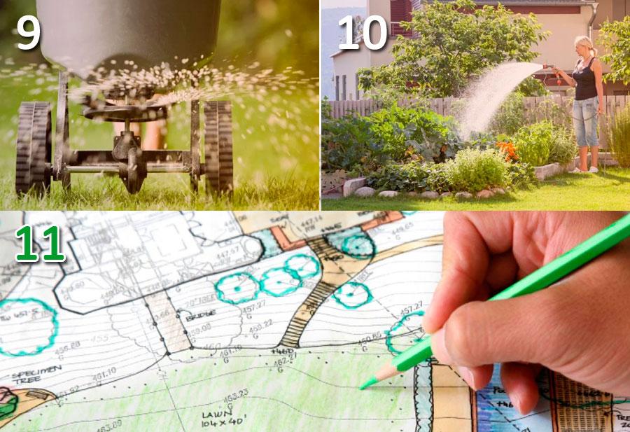Советы ландшафтного дизайна